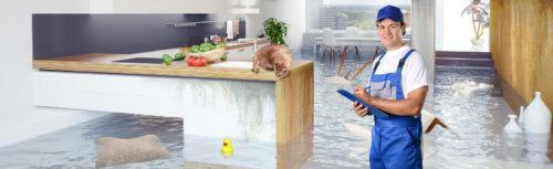 Оценка ущерба после залива квартиры. Сколько стоит экспертиза?