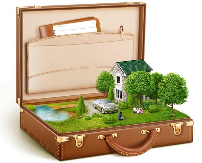 Как проводится оценка дома с земельным участком