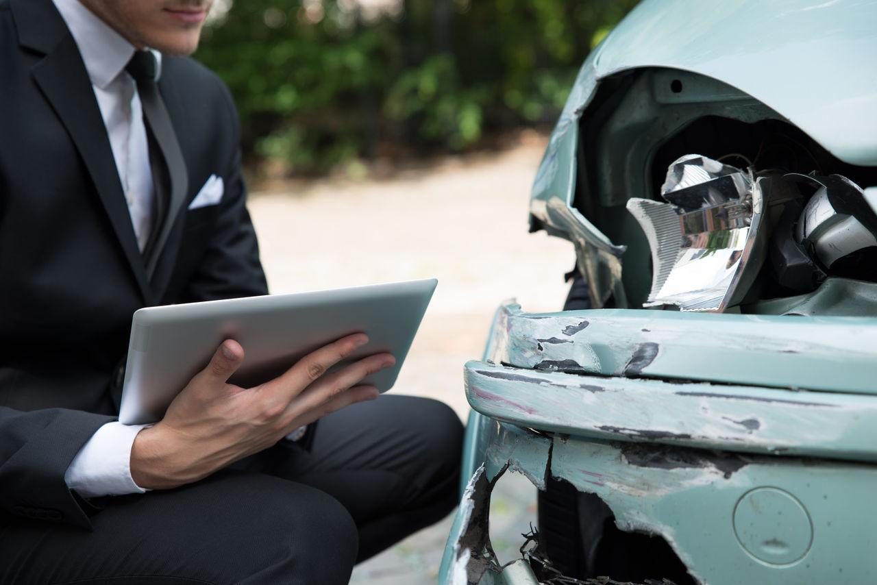 Независимая экспертная оценка ущерба автомобилю